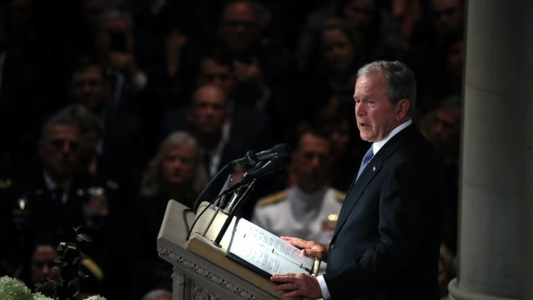 Rehabilitating a Monster: George W. Bush and the Bankruptcy of Civility Politics