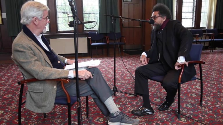 Dr. Cornel West: Like Many Truth Tellers, James Baldwin Was Unpopular in his Day
