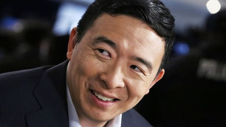 Andrew Yang Fired a Woman Without Cause, Her Severance Was A 'Freedom Dividend'