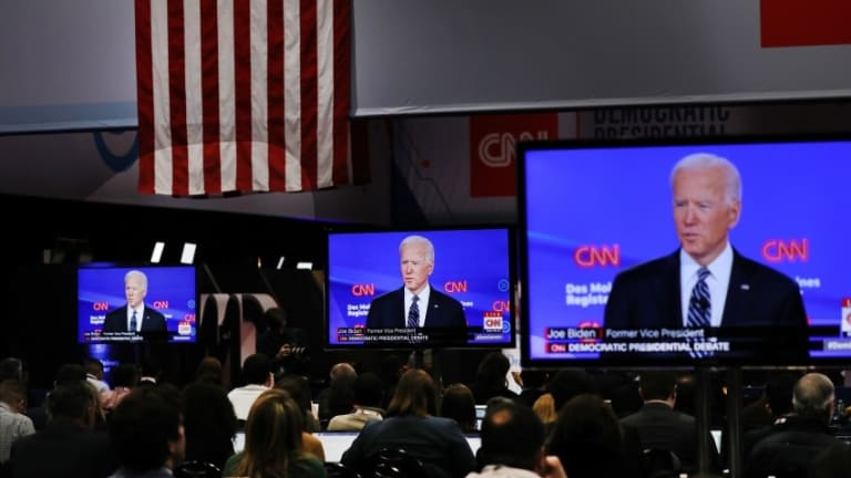 CNN's Coverage of Sanders Was 3 Times More Negative Than Biden