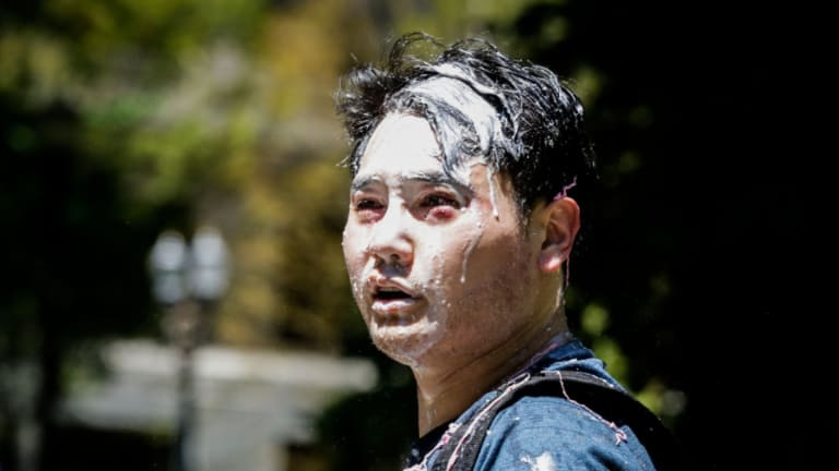How Andy Ngo, a Right-Wing Troll, Duped Mainstream Media