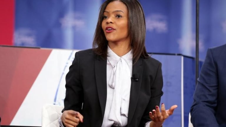 Candace Owens: Trump Spokesperson for Turning Point, and Nazi Advisor