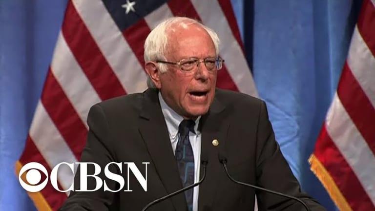 Bernie Sanders Full Speech for a 21st Century Bill of Rights