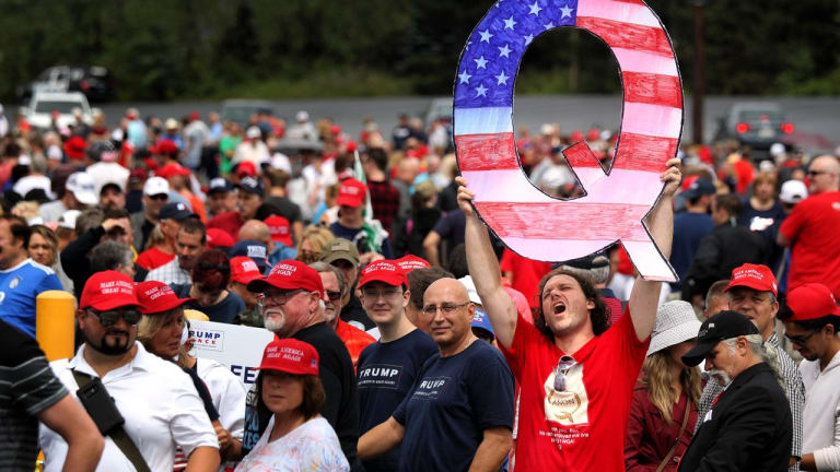 The Powerful Mass Delusion That is QANON: Why Are People Falling For It