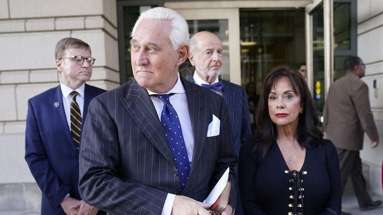 Professional Ratfucker Roger Stone's Ratfucking Days Are Over