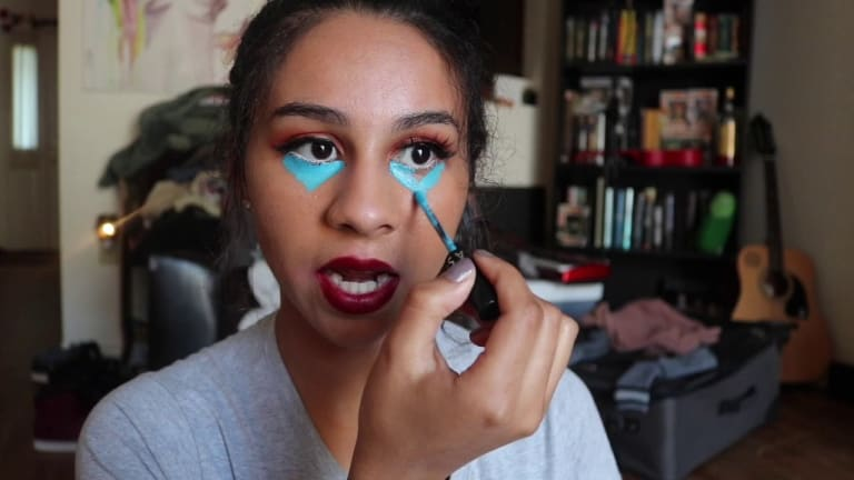 How To Do Thanksgiving Makeup That Has Nothing To Do With Native Culture