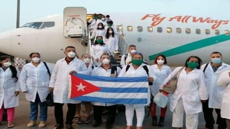 Coronavirus: Cuba Sends Significant Critical Medical Aid To Italy