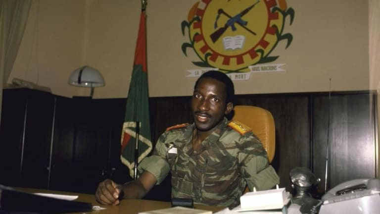 Thomas Sankara: Imperialism is the Arsonist of our Forests and Savannas