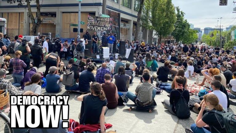 Seattle Protesters Declare Autonomous Zone Around Police Precinct ...