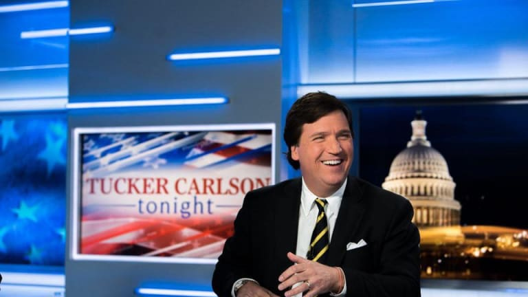 Tucker Carlson On Why He's Actually A Liberal -- 'Trump Just Isn't 'Interesting'