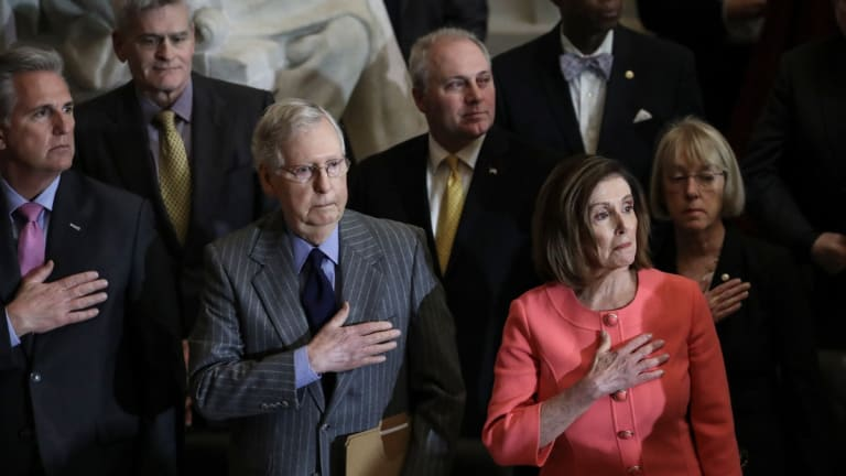 Why the Democratic and Republican Establishments Can't Stop Insurgents