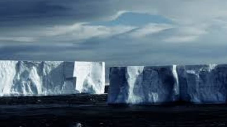 A Glacier the Size of Florida Is Becoming Unstable...Implicating Sea-Level Rise