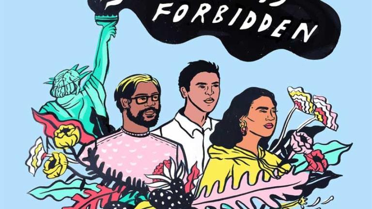 Nobody is Forbidden - by Ashley Lukashevsky