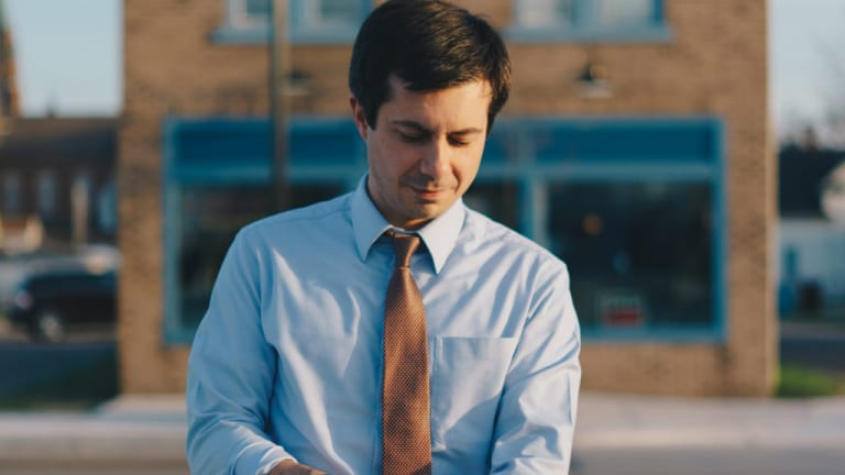All About Mayor Pete ... He's a Neo-Liberal Marketed Construct