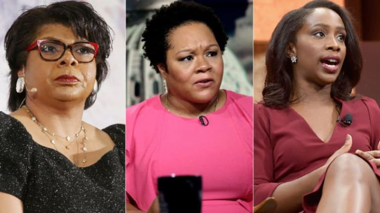 Twitter Rallies Behind Black Female Journalists After Trump's 'Loser' Comment