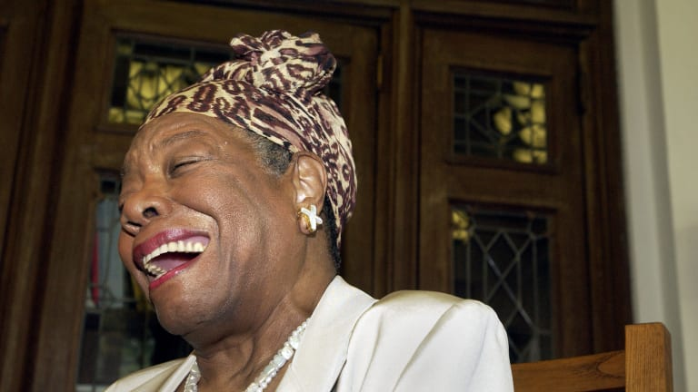 Maya Angelou's Poem 'A Brave and Startling Truth' Read in Space