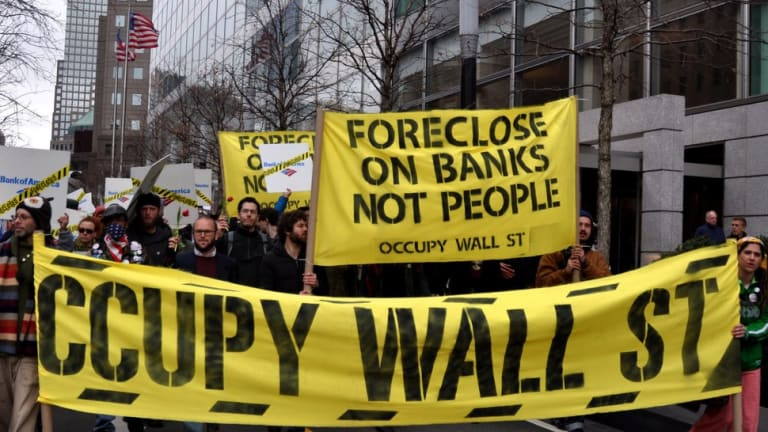 Occupy Wall Street: How The People's Movement Was Betrayed by The Fourth Estate