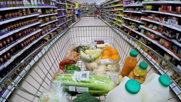 April Food Prices Jump The Highest In 46 Years