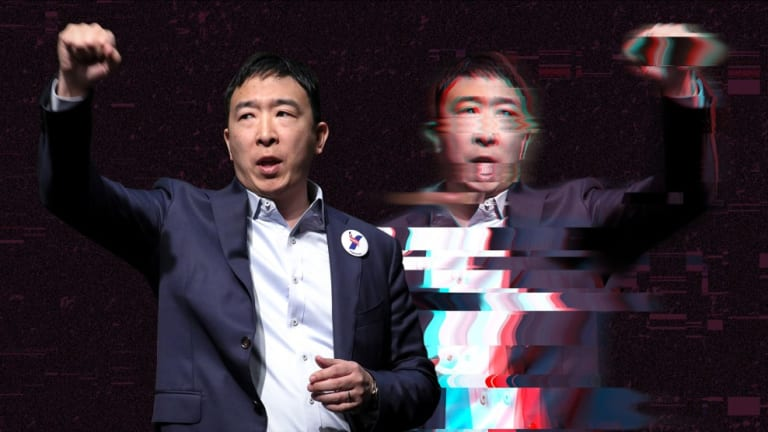 Andrew Yang and the Democratic Party's School of White Supremacist Thought