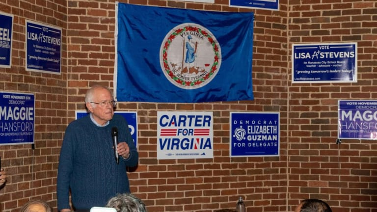 Democratic Socialist Delegate, Lee Carter, Wins Re-Election in Virginia