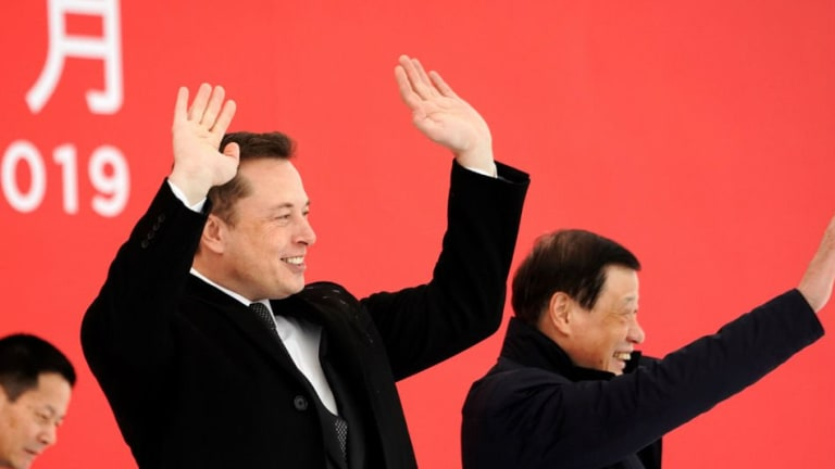 Billionaire Musk releases all Tesla patents to help save the Earth