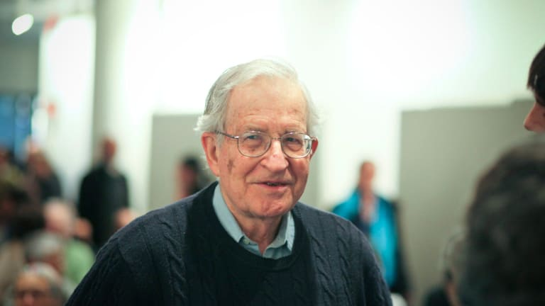 Noam Chomsky: 'The Neoliberal Order Is Visibly Collapsing'