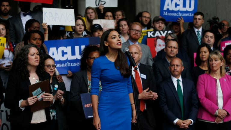 Alexandria Ocasio-Cortez is already making Dems more activist - With Commentary
