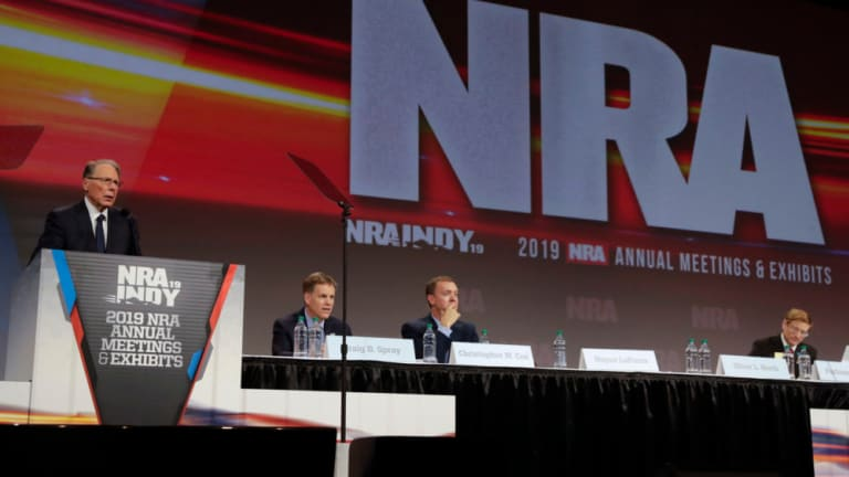 The NRA is in Deep Crisis