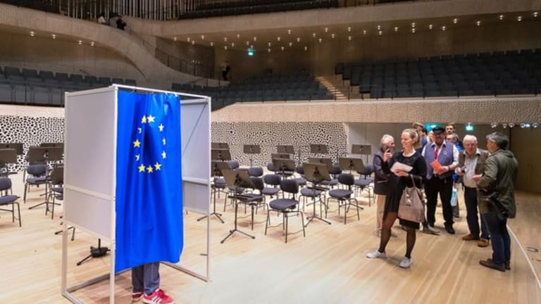 Far-Right Propaganda Floods Facebook Ahead of EU Elections