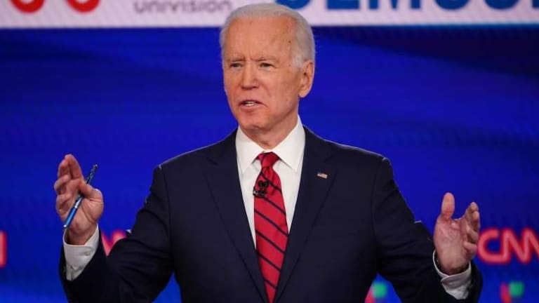Joe Biden Says NAACP Always Endorsed Him, But NAACP 'Does Not Endorse'