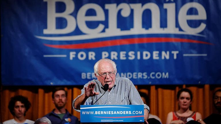 How Democrats Plan to Lose: To Mirror Trump, and Smear Bernie as 'Socialist'
