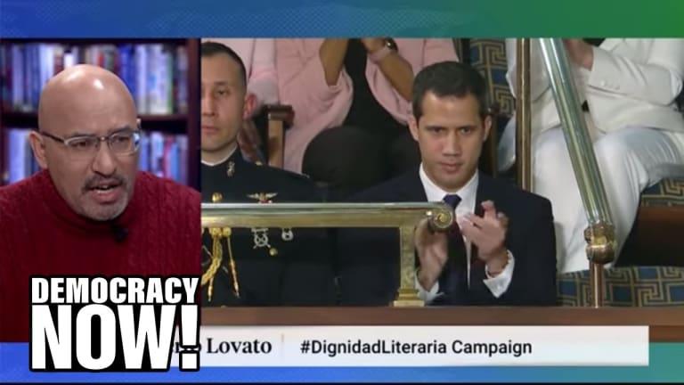 On Venezuela, establishment Dems unite with Republicans for regime change