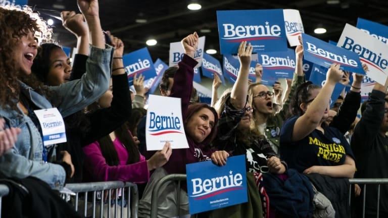 Despite Bernie's Recent Losses His Policy Agenda Is Winning...