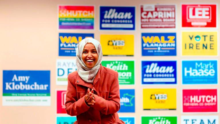 Saudi Arabia Declares War on America's Muslim Congresswomen