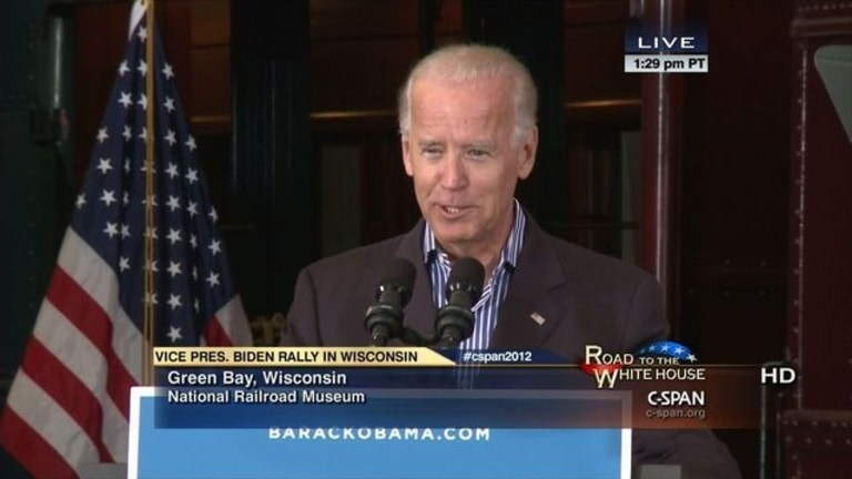 Of Course He Does: Biden Joins Trump/GOP 'Back To Work' Bandwagon