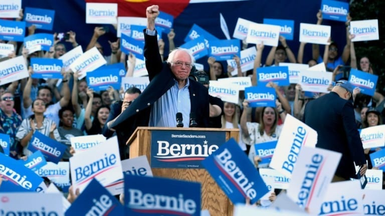 Bernie Sanders Tops 5 Million Individual Donations