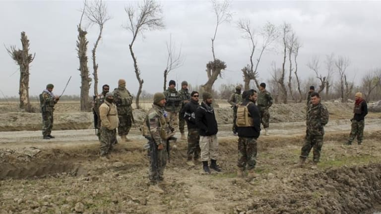Afghan conflict: US conducts first air strike on Taliban just days since deal