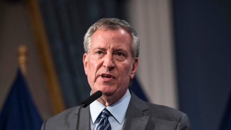 NY Times Report: NY Mayor Bill deBlasio Plans On Endorsing Bernie Sanders