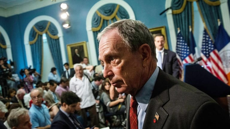 Michael Bloomberg's Blatant Lies About His Racist 'Stop and Frisk' Policy