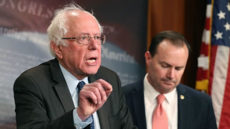 Senate Passes Bernie Sanders Resolution to End U.S. Involvement in Yemen