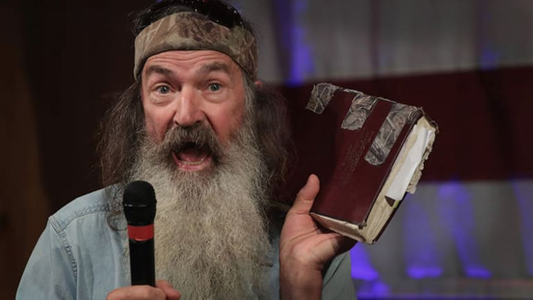 Phil Robertson: I don't need Medicare for All because ...God