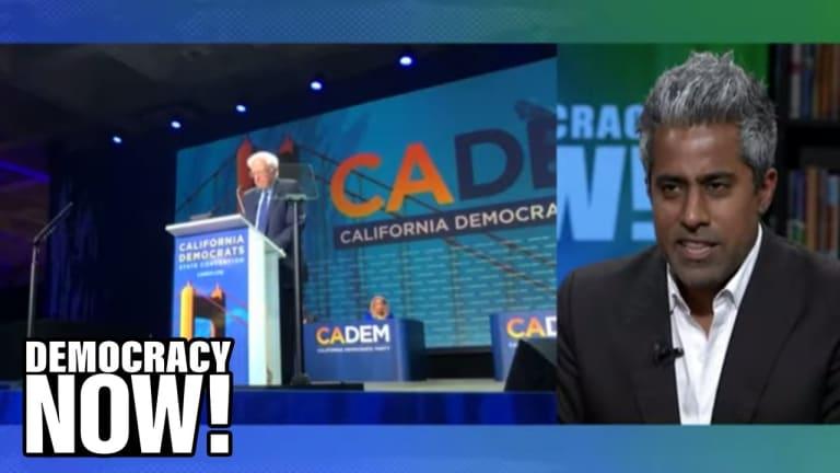 Democracy Now! - How Bernie Sanders shifted the conversation in U.S. politics
