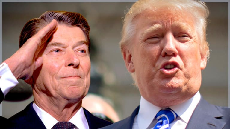 Trump is Reagan, Just More Blunt and Intense