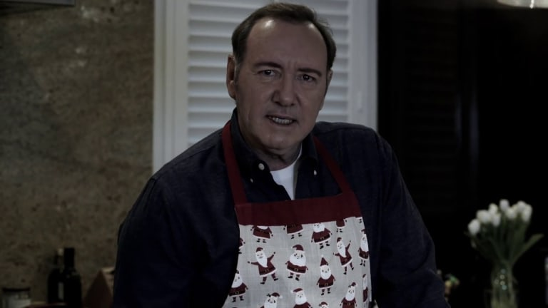 Kevin Spacey Releases An Enigmatic Video in his Character of Frank Underwood