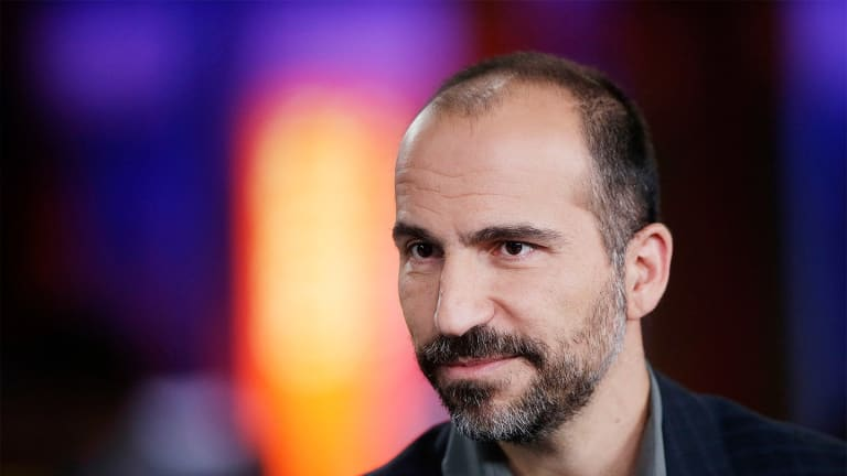 """Uber CEO declares: """"Time to Forgive the Saudis for Murdering That Journalist"""""""