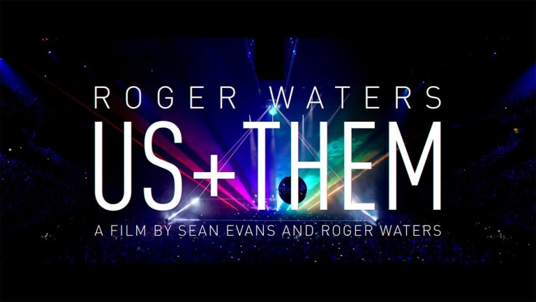 "Roger Waters ""Us + Them"" concert film takes on global issues"