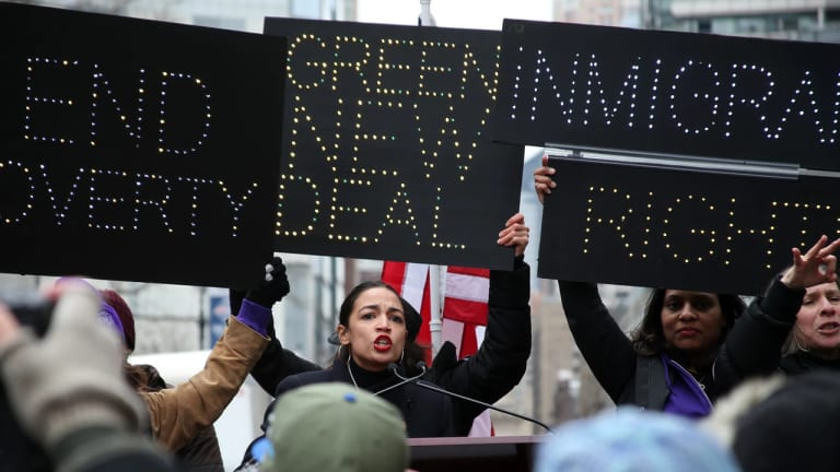How the Green New Deal Became the Green New Deal
