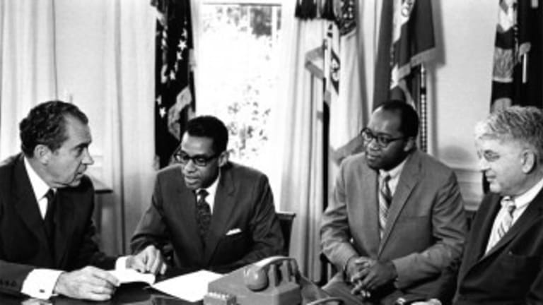 A Plank of The Southern Strategy: Nixon's Proclamation of 'Black Capitalism'
