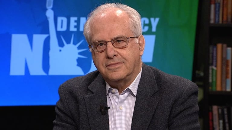 Richard Wolff on Democracy Now: We Need a More Humane Economic System