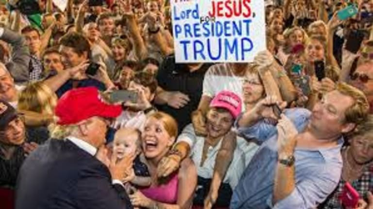 To White Evangelicals: This is Why People Are Through With You, John Pavlovitz